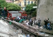 Đề xuất khởi tố hình sự vụ sập nhà ở phố cổ Hà Nội