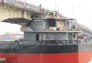 Vụ tàu đâm gãy cầu An Thái: Trưởng đại diện cảng vụ bị đình chỉ