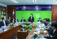 Đoàn đại biểu Quốc hội Việt Nam thăm nhà máy sữa Angkor của Vinamilk- tại Campuchia