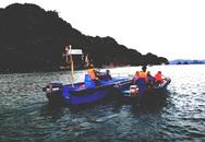 Cứu sống ngư dân nguy kịch trong bão số 1
