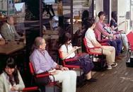 Độc đáo ghế thông minh tự xếp hàng ở Nhật Bản!
