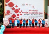 Ngày Hội hiến máu nhân đạo – Festival Trái tim nhân ái năm 2016