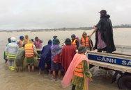 Hà Tĩnh: Một thanh niên mất tích khi đi bắt chim trong mưa lũ