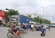 Đà Nẵng: Cụ bà chết thảm dưới bánh xe container
