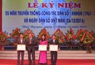 Thái Nguyên kỷ niệm 55 năm ngày truyền thống ngành DS-KHHGĐ