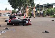 2 xe máy tông nhau, một người tử vong