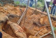 Di dời mộ thuê, bất ngờ bị đá lớn đè tử vong