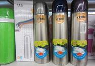 Hoang mang vì bình giữ nhiệt Trung Quốc chứa chất gây ung thư