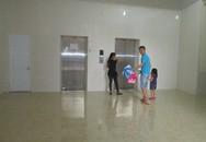 Chung cư có toilet cạnh thang máy: Sự cố đã được khắc phục