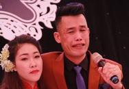 Hiệp Gà bật khóc trong ngày cưới vợ thứ 3 tại quê nhà
