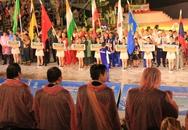 Clip khai mạc trong mưa Đại hội Thể thao Bãi biển Châu Á lần thứ 5 tại Đà Nẵng