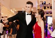 """Hoàng Thùy Linh lần đầu tiên công khai tình tứ với """"bạn trai tin đồn"""""""