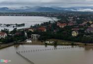 'Mưa chưa từng có trong lịch sử khí tượng Quảng Bình'