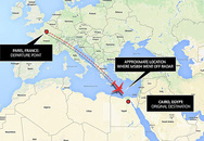 Không có cuộc gọi khẩn cấp nào được phát ra khi máy bay MS804 mất tích