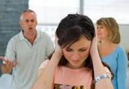 Chịu oan ức vì sống với mẹ chồng lẫn
