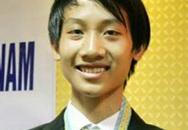 Chàng trai chuyên Toán giành huy chương vàng Tin học