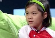 Bé 7 tuổi rưỡi nói lưu loát 2 ngoại ngữ