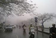 Miền Bắc tiếp tục rét, có mưa và sương mù buổi sáng