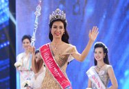 """Đỗ Mỹ Linh lên tiếng khi bị nói """"chìm"""" hơn các Hoa hậu khác"""