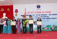 Vụ Kế hoạch - Tài chính (Bộ Y tế): Đón nhận Huân chương Lao động hạng Nhất