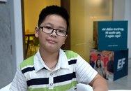 Tự học tiếng Anh, bé 8 tuổi nói như người bản ngữ