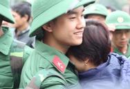 Thanh niên Nghệ An hào hứng lên đường nhập ngũ