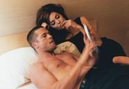 Chuyện chăn gối tế nhị của Angelina Jolie và Brad Pitt lúc sống chung