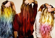 Sinh viên bị cấm thi vì nhuộm tóc lòe loẹt