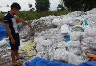 """Ngành y tế Bắc Ninh nói gì về """"núi rác thải y tế giữa làng ung thư""""?"""