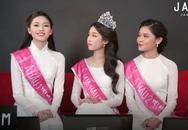 """Á hậu HHVN 2016 nói gì khi được hỏi: """"Có tình bạn hay không trong các cuộc thi sắc đẹp?"""""""