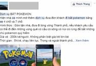 Dịch vụ xe đưa đón đi bắt Pokemon bắt đầu nở rộ