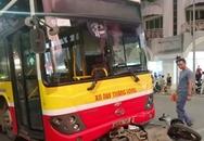 Xác định nguyên nhân vụ xe buýt gây tai nạn liên hoàn khiến cô gái chết thảm