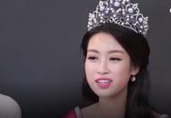 """Tân Hoa hậu Việt Nam Đỗ Mỹ Linh: """"Ai mới lớn cũng có lúc bốc đồng và nông nổi"""""""