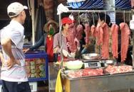 Thịt bò giá rẻ bán đầy chợ và cửa hàng online
