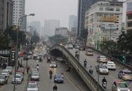 Hà Nội tạm đóng cửa cầu vượt Láng Hạ - Huỳnh Thúc Kháng vào đêm