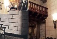 Chia nhà sau ly hôn, chồng xây tường không cho vợ lên tầng