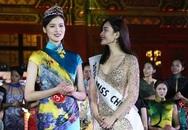 Hoa hậu Trung Quốc vội bỏ bạn trai sau khi đăng quang được 3 ngày