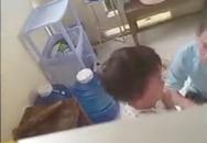 Trẻ mầm non gào khóc khi bị cô giáo đánh