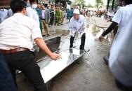 10 giờ vô vọng chờ cấp cứu nạn nhân đám cháy karaoke Hà Nội