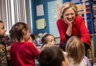 Trẻ em Mỹ thích Hillary Clinton làm tổng thống