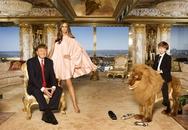 Donald Trump ở trong những căn nhà như thế nào