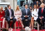 Tân tổng thống Mỹ Donald Trump được cả 3 vợ ngưỡng mộ