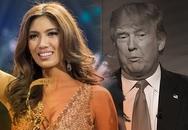 Hoa hậu Philippines muốn làm việc cho Donald Trump