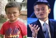 Tỷ phú Jack Ma cam kết chu cấp cho cậu bé giống hệt mình