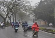 Chiều nay, nhiệt độ Hà Nội tụt chỉ còn 15 độ, trời mưa rét
