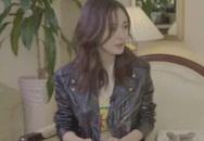 Sau lùm xùm chồng ngoại tình, Dương Mịch xuất hiện tươi tắn kể về con gái trên truyền hình