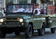 21 phát đại bác mở đầu lễ an táng Fidel Castro
