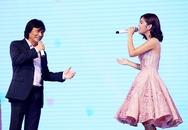 Nghệ sĩ Quang Lý trẻ trung bên ca sĩ 9x trong gameshow trước khi mất