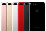 Apple sẽ ra thêm iPhone 7s màu đỏ vào năm sau