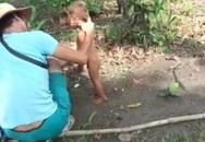 Trẻ nạn nhân bị bạo hành ở Campuchia đang được bảo vệ